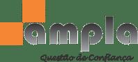 Logo Ampla serviços de restauração de pinturas prediais